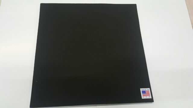 "CLOSED CELL SPONGE RUBBER NEOPRENE//EPDM BLEND STRIP 1//16X6/""X10 FT ROLL"