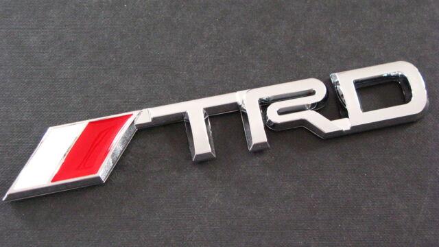Original Toyota Motor Sport Emblem Aygo Yaris Corolla Celica Mr2 Supra Drift