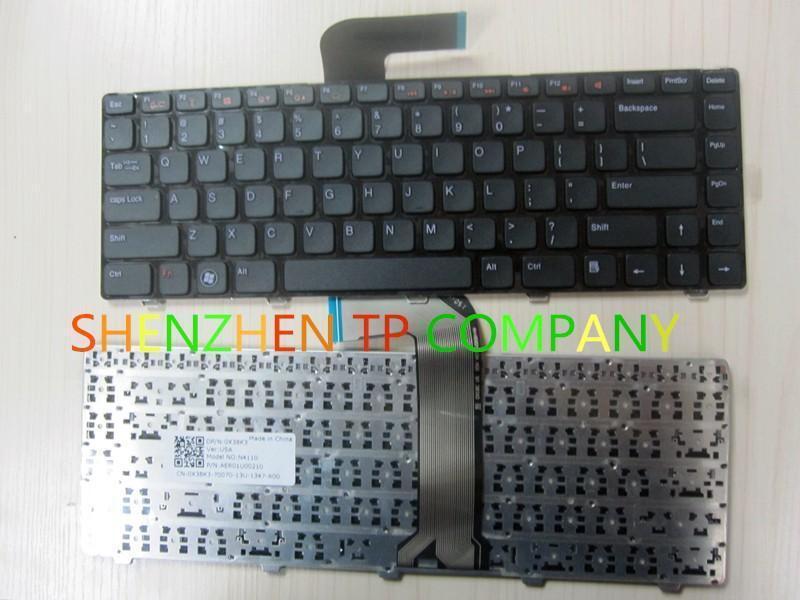 ORIG US Keyboard For Dell Inspiron 14R N4110 XPS 15R L502 L502X 3520 V119525BS1
