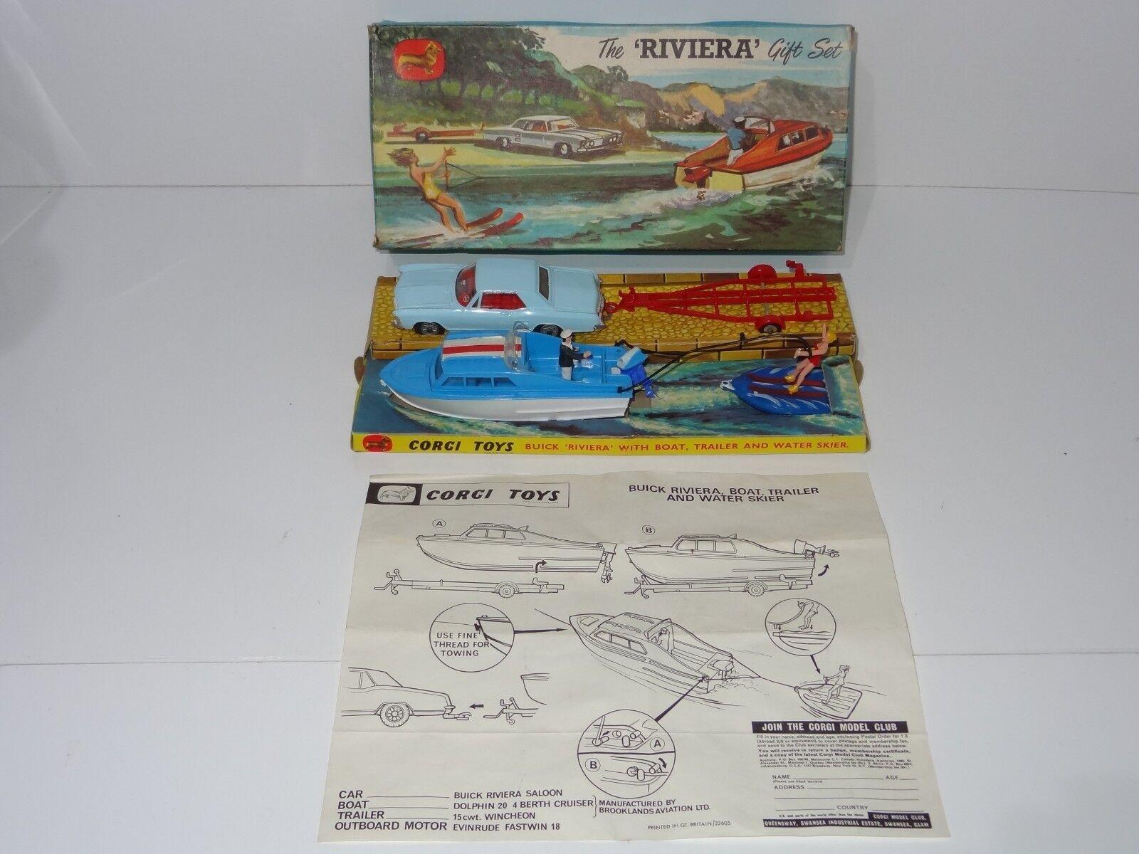 (S) Corgi THE RIVIERA RIVIERA RIVIERA GIFTSET - gift set GS 31 ea6029