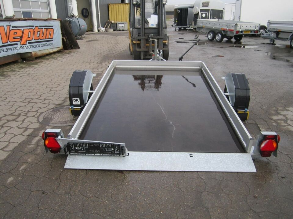 Trailer Humbaur HKT 152817s, lastevne (kg): Humbaur HKT