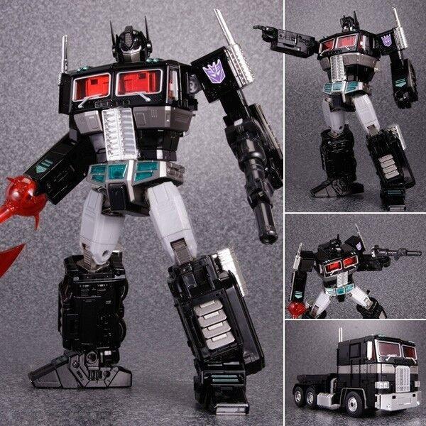 Transformers Capolavoro MP-10B Nero Convoy Takara Giappone Misb USA Venditore