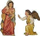 Passion personnages passionsweg chemin de croix Maria annonce personnages Taille Environ 9 cm