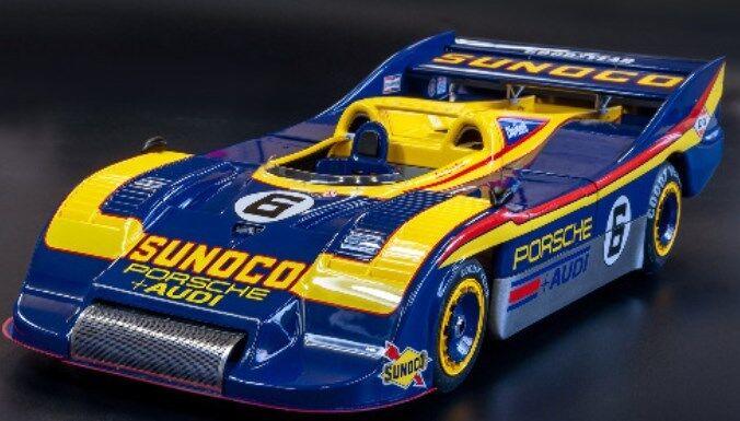 Model Factory Hiro K649 1 12 Porsche 917 30 Sunoco model car kit
