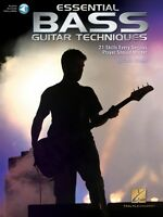 Essential Bass Guitar Techniques 21 Skills Every Serious Player Should 000119283