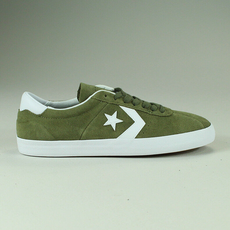 Converse Breakpoint Pro Ox Baskets new in box Olive En Taille Uk 7,8,9,10