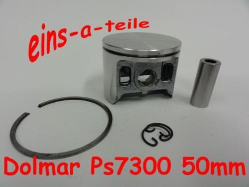 Kolben passend für Dolmar PS7300 50mm NEU Top Qualität