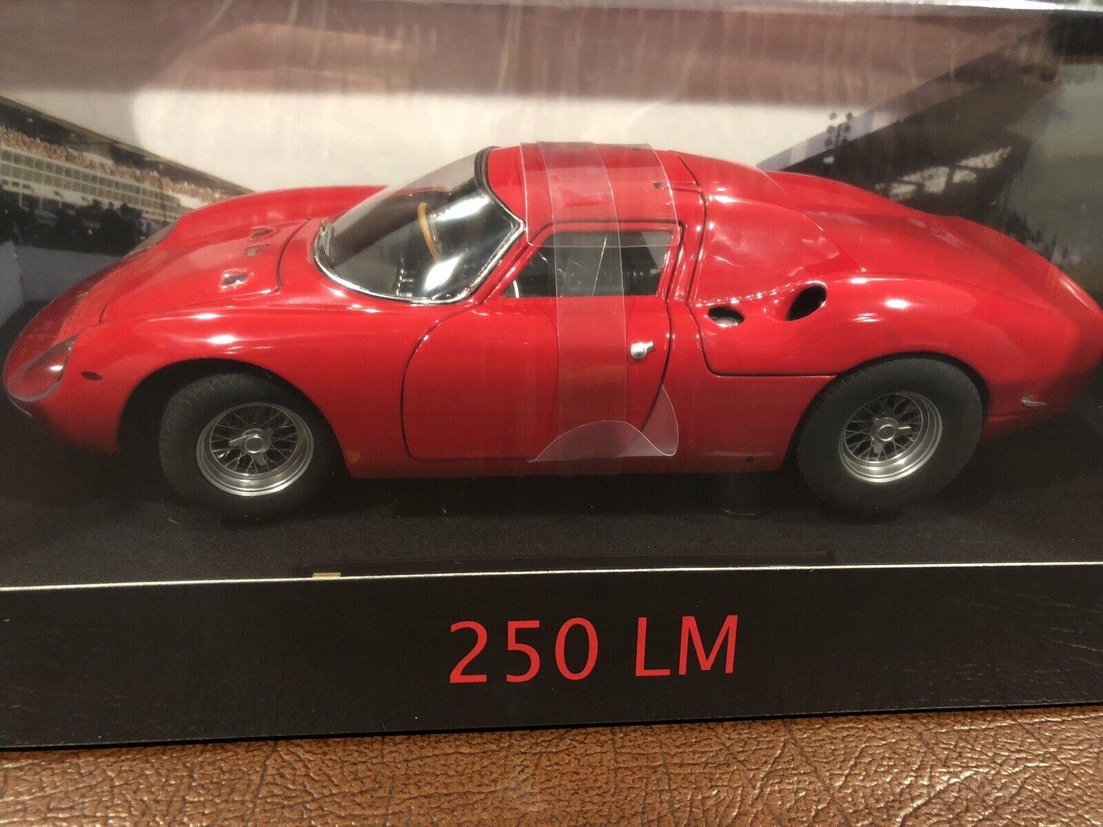mejor calidad mejor precio 1 18 Hot Wheels Elite Ferrari 250 250 250 LM,  Raro   nuevo   Sellado   ahorra hasta un 70%