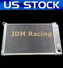 JDN Fit Chevy K10 K20 K30 Truck 3 rows All aluminum radiator