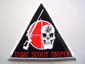 5681537c350 Image is loading United-States-Marine-Corps-USMC-Scout-Sniper-Patch