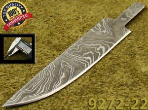 Damast-Messer-Damastklinge-damastklinge-Damaszener-Klinge-Damascus-Blade-CM-138