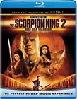 The Scorpion King 2 Rise of a Warrior Region 1 by Russell Mulcahy