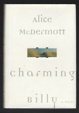 Charming Billy By Alice McDermott 1997 Hardcover Signed 1st