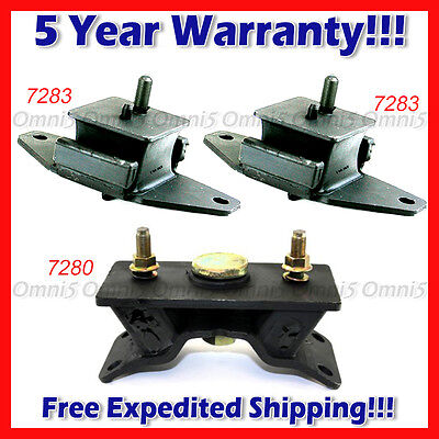 98-07 Lexus LX470//Toyota Land Cruiser 4.7L Front L// or R// Motor Mount A7283