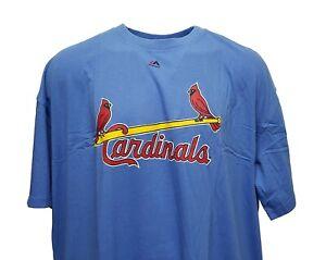 St Louis Cardinals 1 Ozzie Smith Majestic Sky Blue