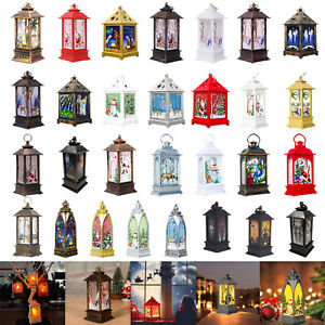 Lanterne-Chandelier-Bougeoir-Photophore-Noel-Mariage-LED-Decoration