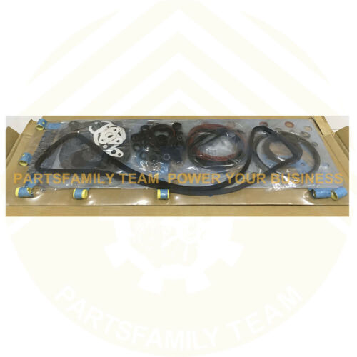 4D130-1 Engine Gasket set for Komatsu Bulldozers D53S-16 D53S-17 D53P-16 D53A-16