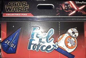 Disney-Star-Wars-Resistance-Jedi-Feel-The-Force-BB-8-3-Pin-Set