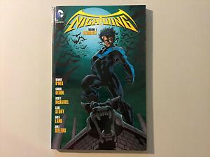 Nightwing-By-Chuck-Dixon-Vol-1-Bludhaven-TPB-2014-DC-Batman-Robin