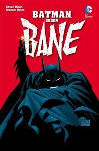 BATMAN GEGEN BANE (deutsch) 1 HC  lim.Variant-Hardcover CHUCK DIXON GRAHAM NOLAN