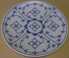 Winterling Porzellan indisch blau Teller flach 24 Cm glatter Rand ...