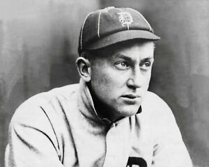 Ty-Cobb-Photo-8X10-Detroit-Tigers-1910-Buy-Any-2-Get-1-FREE