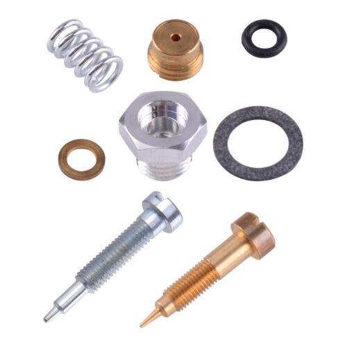 Fit for Briggs /& Stratton 3-5HP 495606 494624uretor Overhaul Rebuild Repair Kit