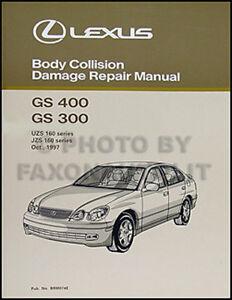 2001 lexus gs 300 service manual
