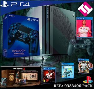 PS4-PLAYSTATION-4-PRO-1TB-THE-LAST-OF-US-UNCHARTED-GT-FORNITE-GTAV-FIFA-2-MANDOS