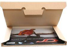 NEU 100 St. Premium LP Versandkartons für 1-3 Vinyl LP/Maxi 12 Zoll extra stark