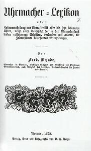 Uhrmacher-Lexikon-von-Schade-1855