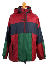 Luciano Vintage Festival Raincoat Waterproof Windbreaker Jacket  XXL, XXXL-RC35