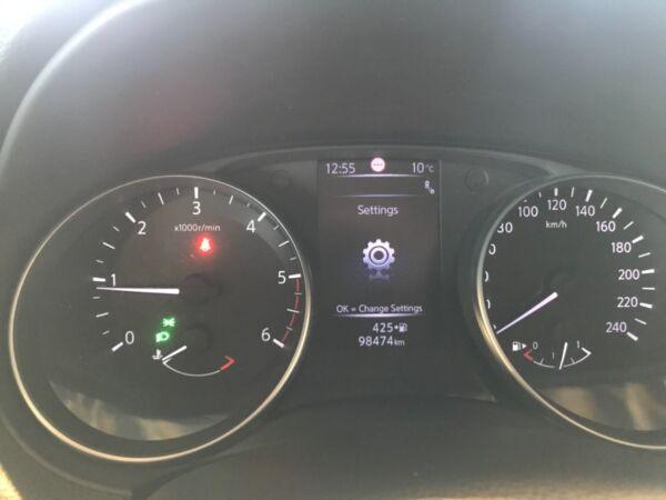 Nissan Qashqai 1,5 dCi 110 Tekna+ billede 10