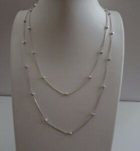36-039-039-LONG-DIAMOND-CUT-BEADED-ITALIAN-MADE-NECKLACE-925-STERLING-SILVER