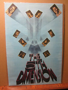 The-5th-Dimension-ORIGINAL-1969-Vintage-Poster-1140