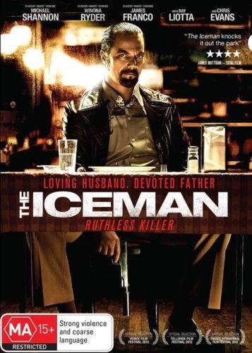 1 of 1 - The Iceman (DVD, 2013) REGION-4, LIKE NEW, FREE POST IN AUSTRALIA