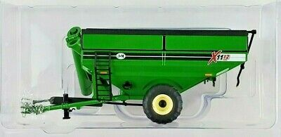 SpecCast 1 64th Scale Brent 1196 Grain Cart Green Tracks for sale online