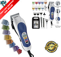 Pro Wahl Complete Haircutting Kit Hair Clippers Trimmer Mens Electric Shaver