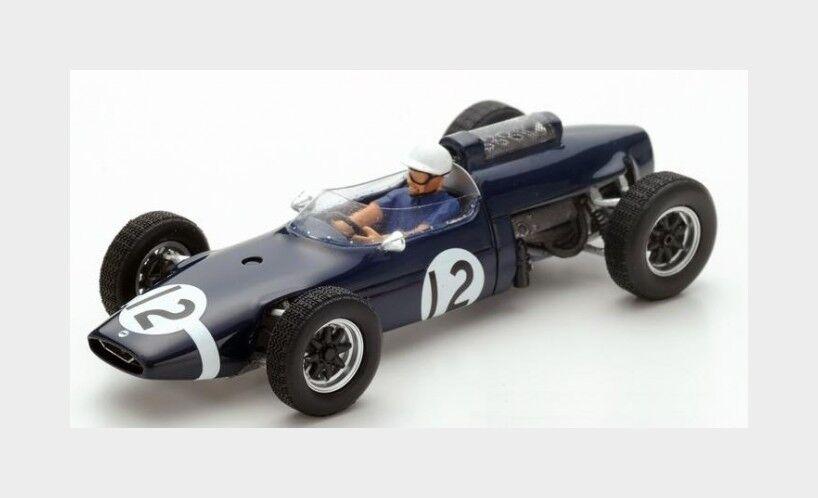 Cooper F1 T60  12 Belgium Gp 1963 J.Bonnier SPARK 1 43 S4804