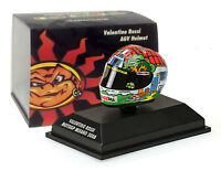 Minichamps Valentino Rossi Helmet - Motogp Misano 2008 1/8 Scale