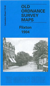 Antique Europe Maps & Atlases OLD ORDNANCE SURVEY MAP DIDSBURY PALATINE ROAD 1904 MANCHESTER NORTHENDEN Antiques