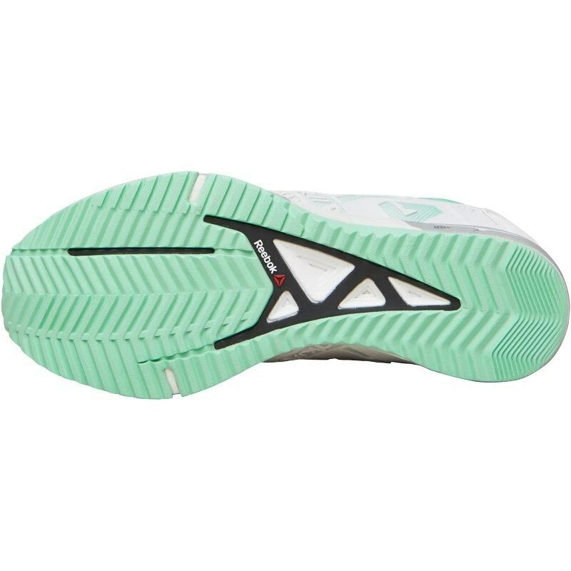 REEBOK TRAINING Damenschuhe CROSSFIT SPRINT TR TRAINING REEBOK Schuhe - Weiß/MINT/BLACK - SIZE 2.5 73c098