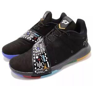 bb3dabd7a736af Jordan CP3.XI Martin Mens AA1272-007 Black Multicolor Basketball ...