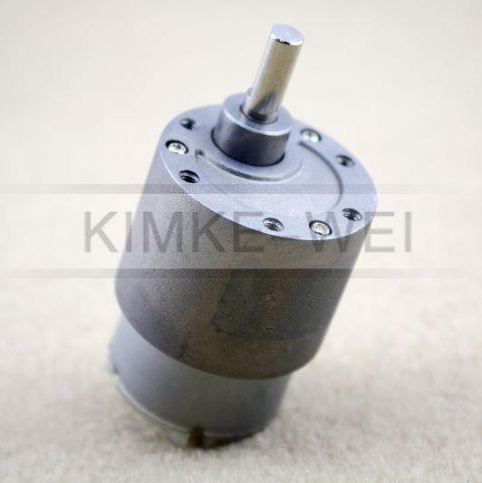 12V DC 15 RPM High Torque Gear Box Electric Motor