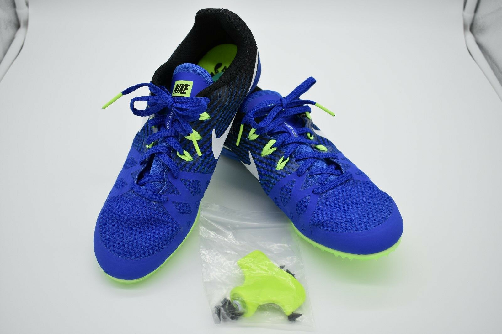 Wild casual shoes Nike Zoom Rival M 8 Track Spikes Unisex 806555-413 Men's Comfortable