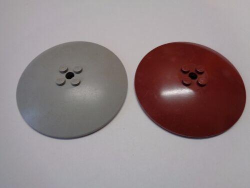 LEGO Radar Construction Disque 8x8 Round Dish Inverted 3961 choose color
