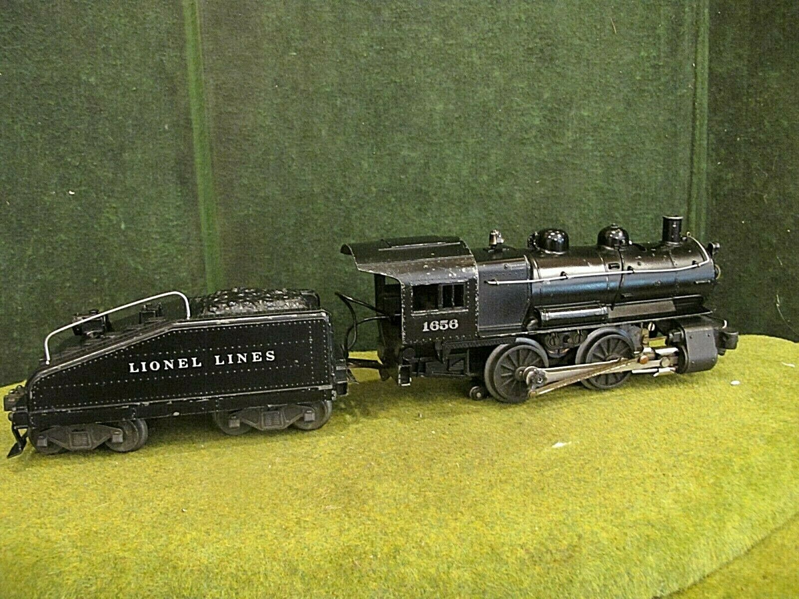 Lionel postwar No. 1656   6403B Steam Switcher