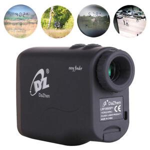 Laser Jagd Entfernungsmesser 1000m Golf Range Finder Distanzmesser