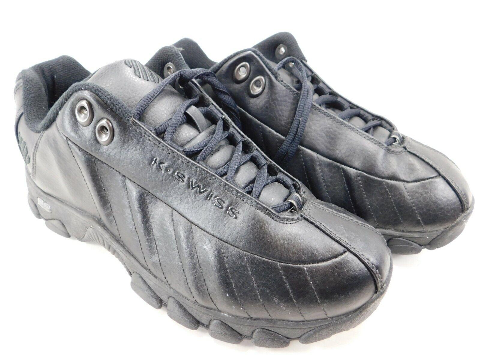 K-Swiss ST329 CMF tamaño 10 m (D) para hombres zapatos zapatillas de entrenamiento 03426-008