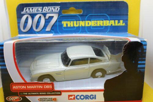 Corgi The Ultimate Bond Collection Aston Martin DB5 from Thunderball